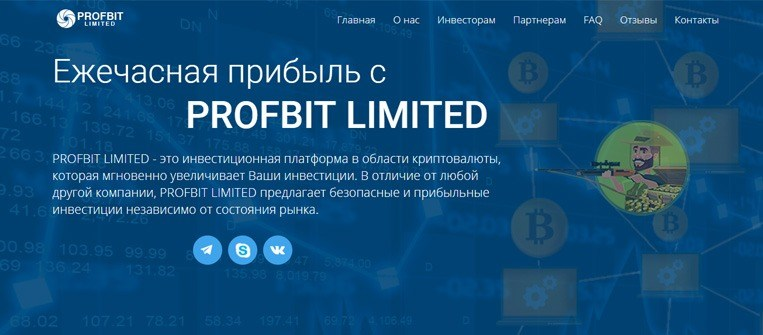 Profbit logo