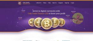 Coin Trade Finance