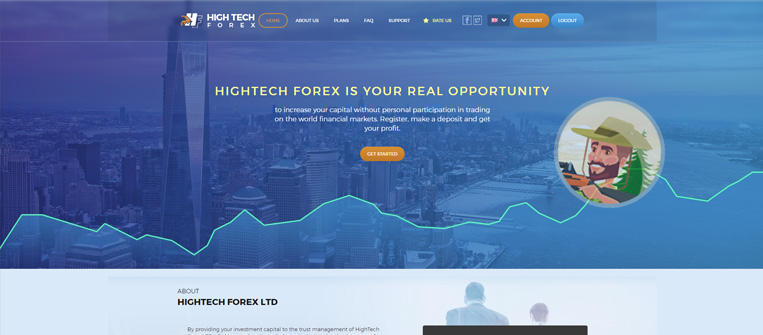 HighTech Forex