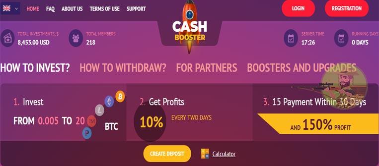 Cash Booster
